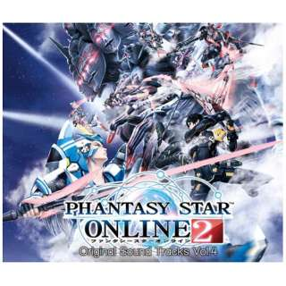 (ゲーム・ミュージック)/ファンタシースターオンライン2 オリジナルサウンドトラック Vol.4 【CD】