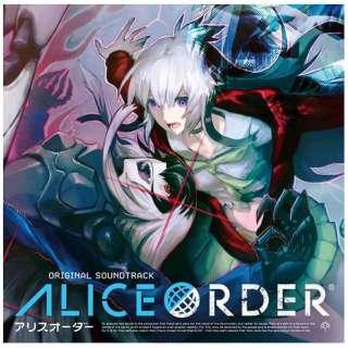 (ゲーム・ミュージック)/ALICE ORDER Original Soundtrack 【CD】