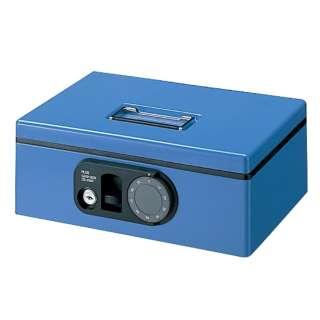 手提金庫 「F型CB-030F-BL S」 12-843 (ブルー)