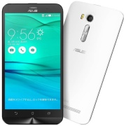 "ZenFone GO Series white ""ZB551KL-WH16"" Android 5.1.1, 5.5 type, storage device / storage: 2GB/16GB microSIMx2 SIM-free smartphone"