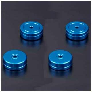 インシュレーター (4個1組/ブルー) SH-2007A(BL)
