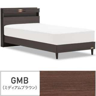 【フレームのみ】収納なし グランディ GR-04C-300LG[レッグ/スノコ床板](ダブルサイズ/ブラウン)【日本製】 フランスベッド 【受注生産につきキャンセル・返品不可】