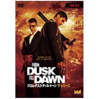 フロム・ダスク・ティル・ドーン ザ・シリーズ DVD-BOX 【DVD】