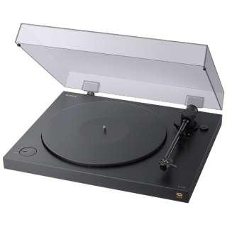 【ハイレゾ音源対応】レコードプレーヤー PS-HX500 PS-HX500 [ハイレゾ対応 /PC接続対応]