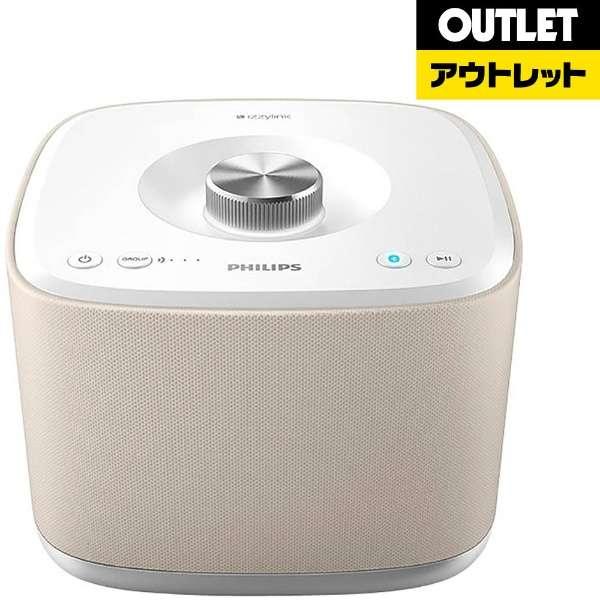 【アウトレット品】 ブルートゥース スピーカー BM5C/98 ベージュ [Bluetooth対応 /Wi-Fi対応] 【生産完了品】