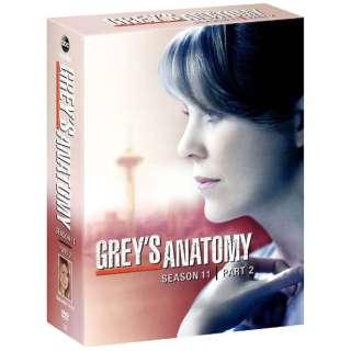 グレイズ・アナトミー シーズン11 DVD コレクターズ BOX Part2 【DVD】