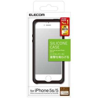 f0b3e8d6fb ビックカメラ.com | エレコム ELECOM iPhone SE / 5s / 5用 シリコンケース ブラック PM-A16SSCBK 通販