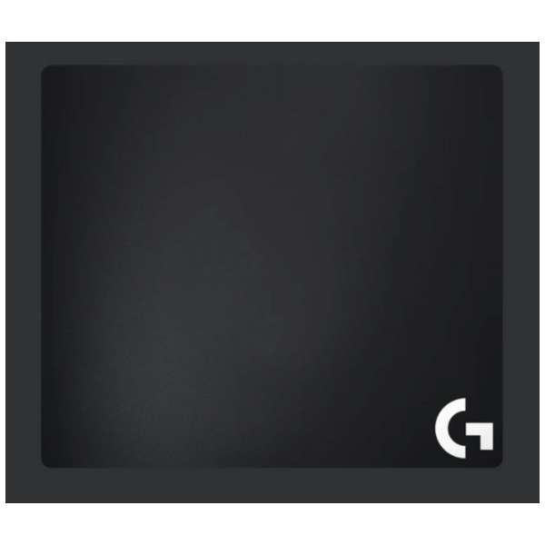 G640R ゲーミングマウスパッド Gシリーズ ブラック