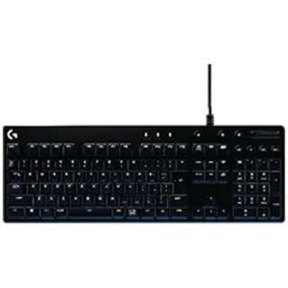 G610BR ゲーミングキーボード G610BR [USB /有線]