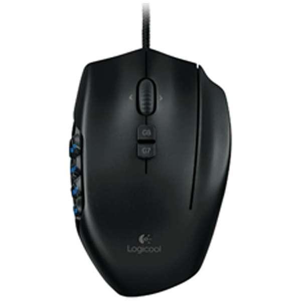 G600T ゲーミングマウス Gシリーズ  [レーザー /20ボタン /USB /有線]