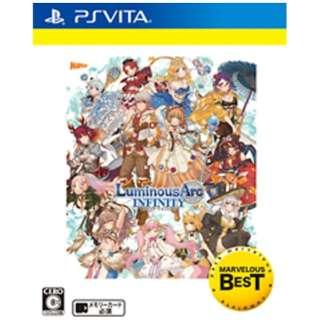 ルミナスアーク インフィニティ コンプリートパック【PS Vitaゲームソフト】