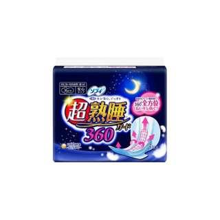 sofy(ソフィ) 超熟睡ガード 36cm 羽つき 6枚入 〔生理用品〕