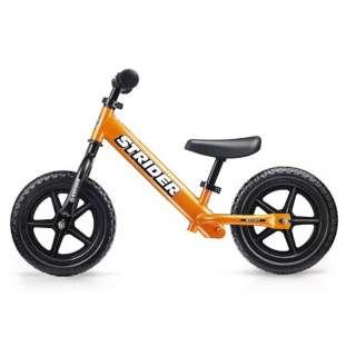 【店舗販売のみ】12型 ランニングバイク ストライダー Sports Model(オレンジ) 427447