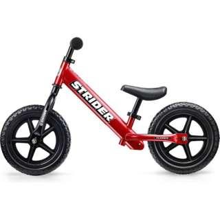 【店舗限定販売のみ】 12型 ランニングバイク ストライダー Classic Model(レッド)【対象年齢:1歳半~5歳/27kgまで】