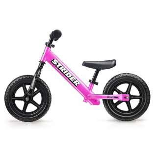 12型 ランニングバイク ストライダー Sports Model ストライダー12インチ スポーツモデル(ピンク)【対象年齢:1歳半~5歳/27kgまで】 【店舗限定販売のみ】
