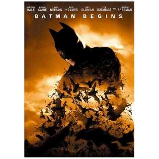 バットマン ビギンズ 【DVD】