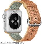 Apple Watch 38mm ケース用 ゴールド/レッドウーブンナイロン MM9R2FE/A