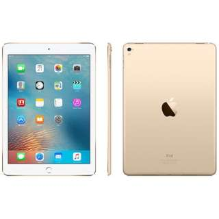 iPad Pro 9.7インチ Retinaディスプレイ Wi-Fiモデル MLMX2J/A (128GB・ゴールド)(2015)