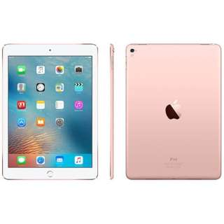iPad Pro 9.7インチ Retinaディスプレイ Wi-Fiモデル MM172J/A (32GB・ローズゴールド)(2015)