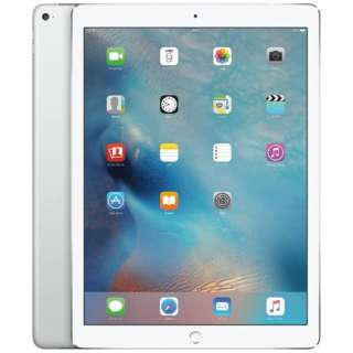 iPad Pro 12.9インチ Retinaディスプレイ Wi-Fiモデル ML0U2J/A (256GB・シルバー)(2015)