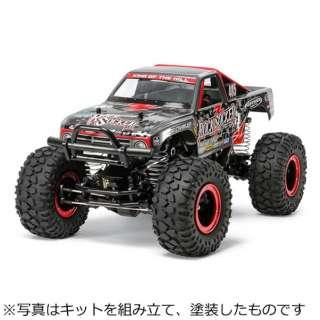 1/10 電動RCカーシリーズ No.592 ロックソッカー(CR-01シャーシ)【CR01】