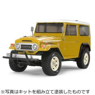 1/10 電動RCカーシリーズ No.445 トヨタ ランドクルーザー 40(CC-01シャーシ)【CC01】