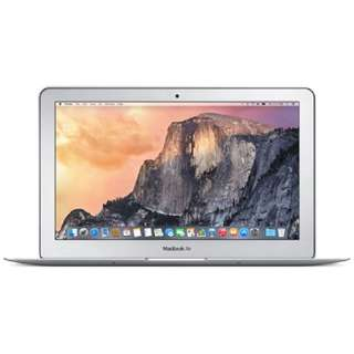 MacBookAir 11インチ [Core i5(1.6GHz)/8GB/SSD:128GB]  Z0RK00038