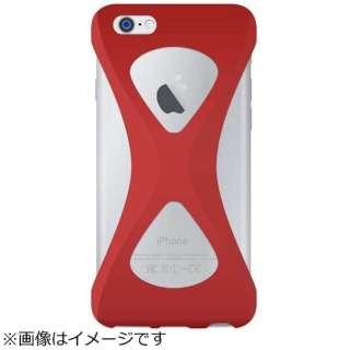 iPhone 6s/6用 Palmo レッド PALMO6R
