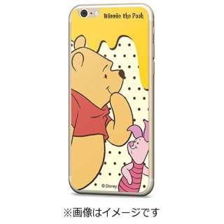 iPhone 6s/6用 Disney背面ガラス POOH&PIGLET GLASS6-71454