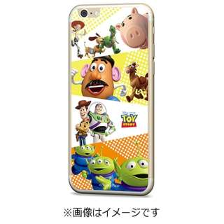 iPhone 6s/6用 Disney背面ガラス トイストーリー GLASS6-71456