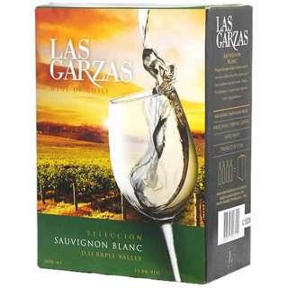 ラス・ガルザス ソーヴィニヨンブラン 3000ml【白ワイン】