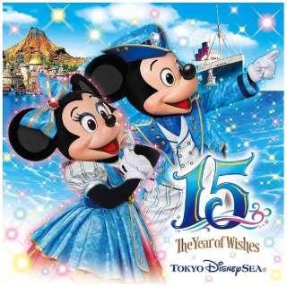 """(ディズニー)/東京ディズニーシー15周年 """"ザ・イヤー・オブ・ウィッシュ"""" ミュージック・アルバム 通常盤 【CD】"""