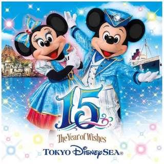 """(ディズニー)/東京ディズニーシー15周年 """"ザ・イヤー・オブ・ウィッシュ"""" ミュージック・アルバム デラックス 【CD】"""