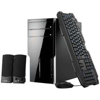 SPR-I64GW1H16D-SP ゲーミングデスクトップパソコン [モニター無し /HDD:1TB /メモリ:8GB /2016年春]