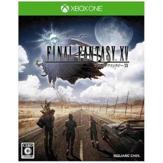 ファイナルファンタジーXV (通常版) 【Xbox Oneゲームソフト】