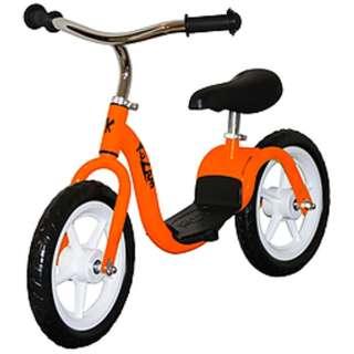 12型 ランニングバイク KaZAMランバイク V2S(オレンジ) V2SEOR【EVAタイヤ】 【組立商品につき返品不可】