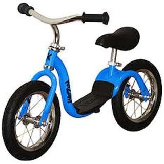 12型 ランニングバイク KaZAMランバイク V2S(ブルー) V2SBL【ワイヤースポーク】 【組立商品につき返品不可】