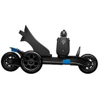 ローラースケート Cardiff スケート S2(ブラック) S2-001