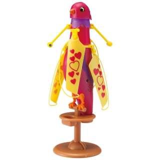 Zippi Pets 情熱の赤い鳥