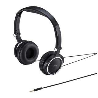MM-HP211 ヘッドセット [φ3.5mmミニプラグ /両耳 /ヘッドバンドタイプ]