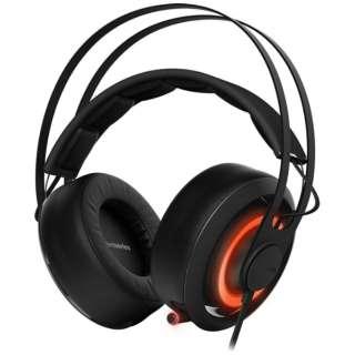 51194 ゲーミングヘッドセット Siberia 650 ブラック [両耳 /ヘッドバンドタイプ]