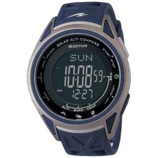 9d70c3bbbd ソーラー時計] RideONE Solar Alti Compass (ライドワンソーラーアルチコンパス) 「. SOMA ソーマ