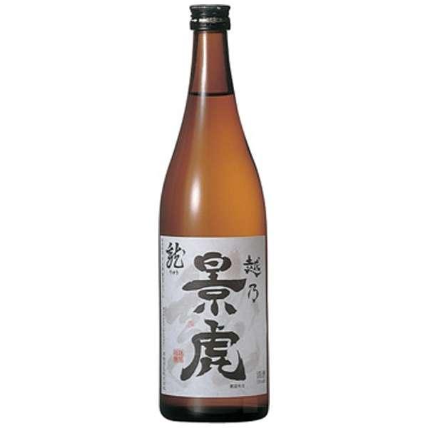 越乃景虎 龍 720ml【日本酒・清酒】