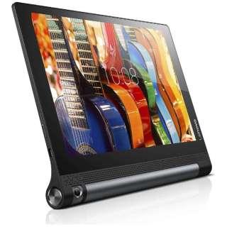 【LTE対応 microSIMx1】Android 5.1 SIMフリータブレット[10.1型・MSM8909・フラッシュメモリ 16GB・メモリ 2GB] YOGA Tab 3 10 スレートブラック ZA0J0034JP (2016年春モデル) ZA0J0034JP スレートブラック [10.1型 /ストレージ:16GB /SIMフリーモデル]