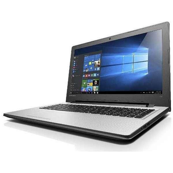 80Q7019AJP ノートパソコン Ideapad (アイデアパッド )300 プラチナシルバー [15.6型 /intel Core i5 /HDD:1TB /メモリ:4GB /2016年4月モデル]