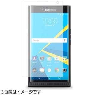 【純正】 BlackBerry PRIV用 液晶保護PETフィルム 2枚入り BLACKBERRYPRIVCURVEU