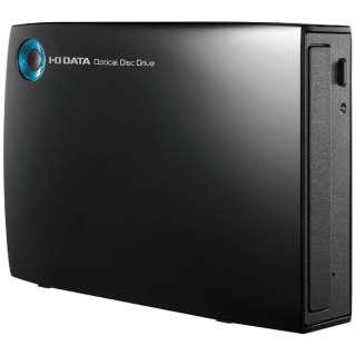 外付ブルーレイディスクドライブ[USB3.0・Win]BDXL対応 (ブラック) BRD-UT16WX