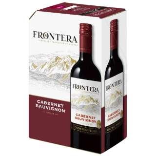 フロンテラ ワイン・フレッシュ・サーバー カベルネ・ソーヴィニヨン 3000ml【赤ワイン】