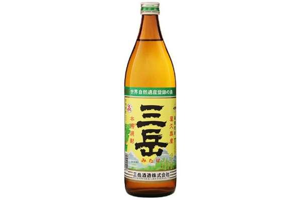 鹿児島県「三岳」(芋焼酎)