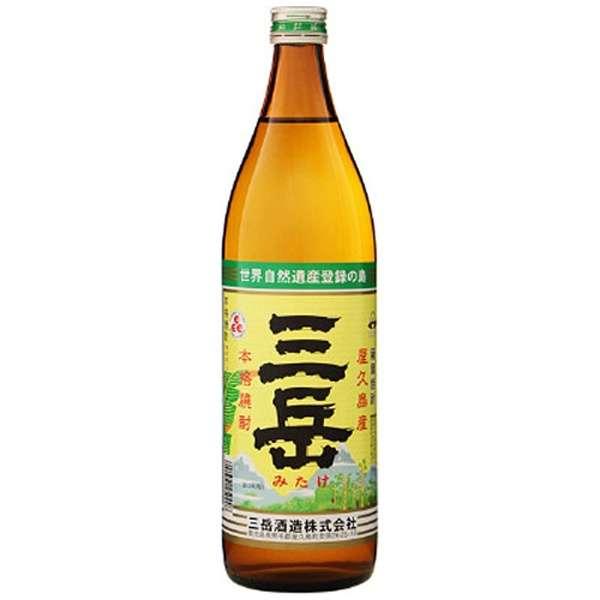 三岳 25度 900ml【芋焼酎】